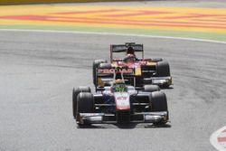 Sergio Canamasas, Trident devant Louis Deletraz, Racing Engineering