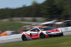 #04 GMG Racing McLaren 570S GT4: KentonKoch, GeorgeKurtz