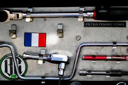 Ящик с инструментами Себастьена Бурдэ, Dale Coyne Racing Honda