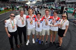 Эндрю Дэнфорд, F1 in Schools