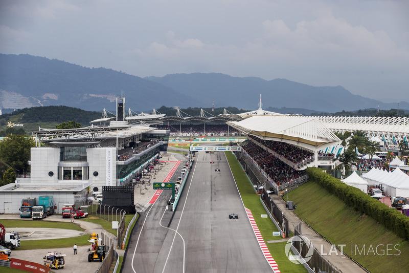 Sepang International Circuit - Maleisië