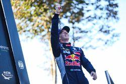 Second place Timmy Hansen, Team Peugeot Hansen