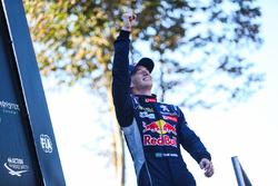 Le deuxième Timmy Hansen, Team Peugeot Hansen