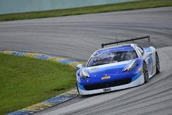 #208 Ferrari of Denver Ferrari 458 Challenge: John Boyd