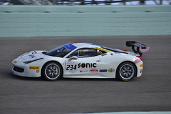 #234 Ferrari of Houston Ferrari 458 Challenge: James Walker