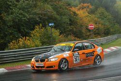 Emir Aşarı, BMW 325i