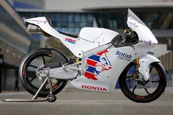 British Talent Cup bike