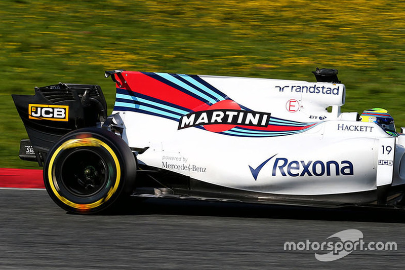 2017: Felipe Massa, Williams FW40