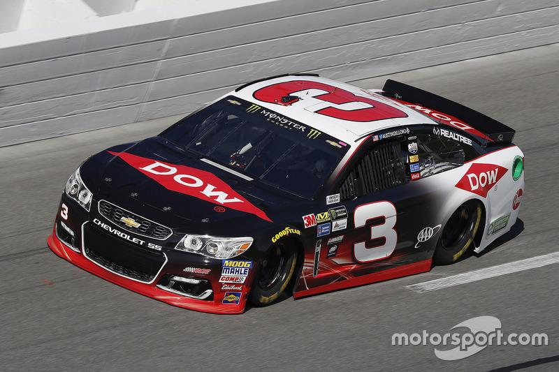 19. Austin Dillon, Richard Childress Racing, Chevrolet