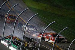 Crash: Brandon Hightower, Toyota