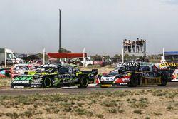 Mauro Giallombardo, Werner Competicion Ford, Emiliano Spataro, Renault Sport Torino