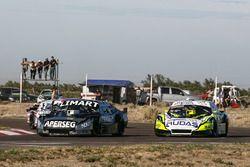 Esteban Gini, Alifraco Sport Chevrolet, Martin Ponte, Forza Motorsport Team Dodge