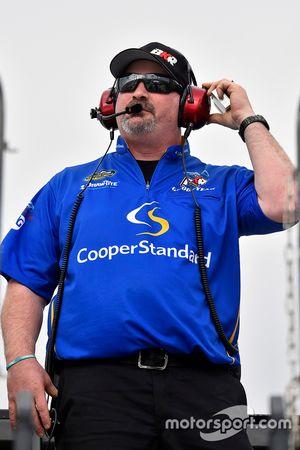 Mike Hillman Jr., Brad Keselowski Racing