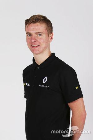 Jarno Opmeer, Renault Sport Academy Driver