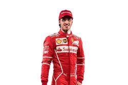 Antonio Giovinazzi, terzo pilota Ferrari
