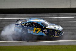 Ganador, Ricky Stenhouse Jr., Roush Fenway Racing Ford