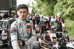 Тадасуке Макино, Hitech Grand Prix