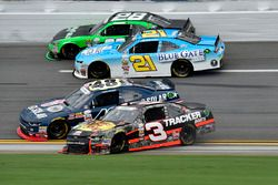 Ty Dillon, Richard Childress Racing Chevrolet, Brennan Poole, Chip Ganassi Racing Chevrolet, Daniel Hemric, Richard Childress Racing Chevrolet, Dakoda Armstrong, JGL Racing Toyota