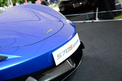 McLaren 570S Spider detalle