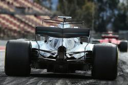 Valtteri Bottas, Mercedes AMG F1 W08 W08