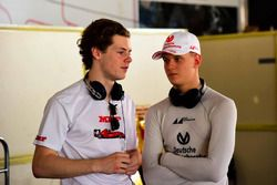 Harrison Newey, Mick Schumacher