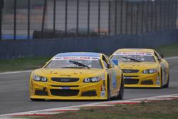 Freddy Nordstrom, Caal Racing, Chevrolet