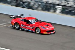 #23 TA Chevrolet Corvette, Amy Ruman, Ruman Racing