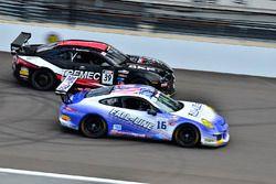 #16 TA3 Porsche 911 GT3 Cup, Tom Herb, Fall Line Motorsports, #39 TA4 Chevrolet Camaro, Todd Napiera