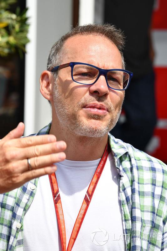 Жак Вільньов, Sky Italia