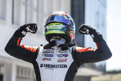 Race winner Gabriel Aubry, Tech 1 Racing