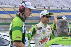 Keith Rodden, Kasey Kahne, Hendrick Motorsports Chevrolet