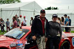 #12 TA2 Dodge Challenger, Sheldon Creed, Stevens Miller Racing, director del equipo Joe Stevens