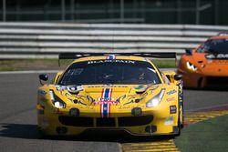 #50 AF Corse Ferrari 488 GT3: Pasin Lathouras, Michele Rugolo, Alessandro Pier Guidi