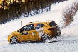 Renault Clio RC3 #67: Luca Panzani e Federico Grilli
