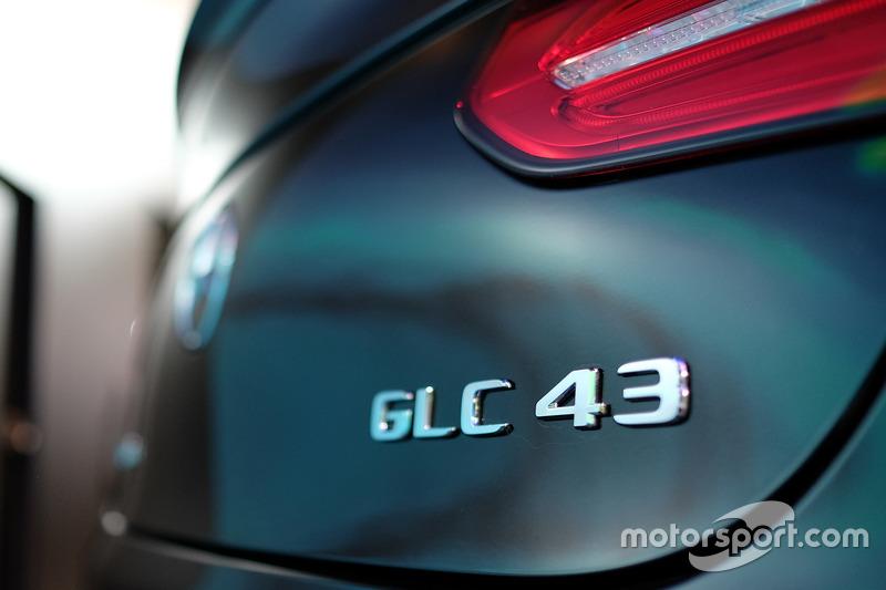Mercedes-AMG GLC 43 4MATIC Coupe