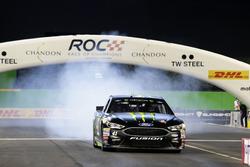 Demo run of Kurt Busch, Stewart-Haas Racing, Ford