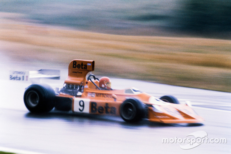 Vittorio Brambilla (March) - GP Autriche 1975
