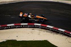 Team USA IndyCar Ryan Hunter-Reay, driving the Ariel Atom Cup