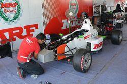 MRF mechanic at work