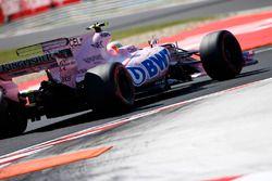Alfonso Celis Jnr, Sahara Force India F1 VJM10