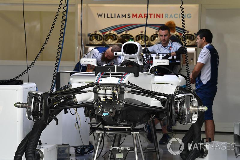 سيارة ويليامز