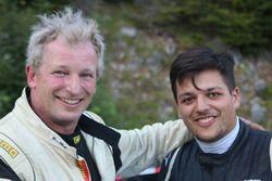 Simon Hugentobler und Robin Faustini