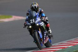 #21 YAMAHA FACTORY RACING TEAM(中須賀克行)