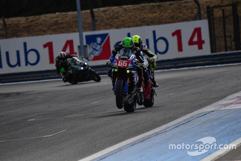 20. #66 Sarazin Motorsport by Hall Moto 02, Yamaha: Fabrice Auger, Adrien Ganfronina, Julien Diguet