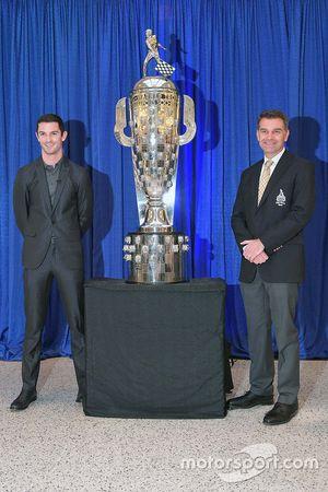 Alexander Rossi, Borg Warner kupası tanıtımı