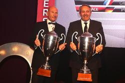 2016 Endurance Cup AM Cup Drivers, Gilles Vannelet, Jean-Luc Beaubelique, 2nd place