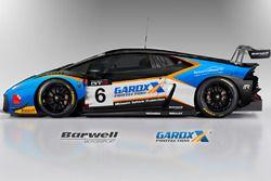 Barwell Motorsport Lamborghini Huracan GT3, LIam Griffin, Sam Tordoff