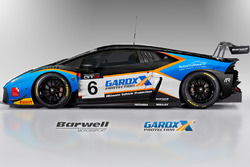 Barwell Motorsport Lamborghini Huracan GT3 to be driven by LIam Griffin and Sam Tordoff