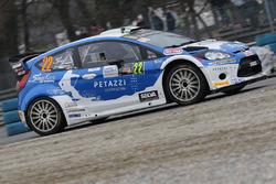 Фабио Бутти и Джорджо Рокка, Ford Fiesta RS WRC