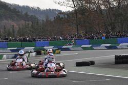 佐藤琢磨、ストフェル・バンドーン、フェルナンド・アロンソ(Takuma Sato, Stoffel Vandorne, Fernando Alonso)